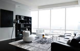 black white and living room decor black and white living rooms design ideas