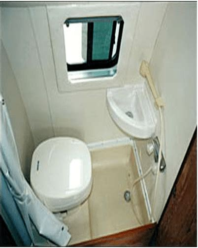 Rv Bathroom Toilet Shower Combo by Rv Shower Toilet Combo Rvshare