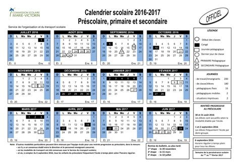 Calendrier 2016 Paques Canada Calendrier Scolaire 2017 Clrdrs