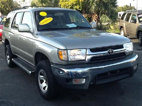 2001 Toyota 4runner For Sale Used Cars For Sale In Winston Salem And Car Photos