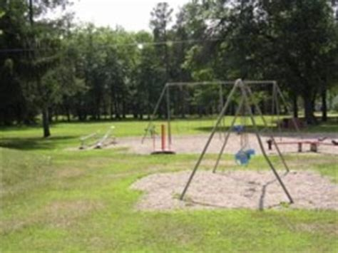 central park swings city of mosinee central park