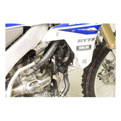 dirt bike radiator fan kit trail tech radiator fan kit yamaha yz250fx yz450fx 2015