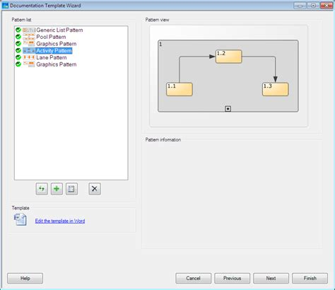 bpmn template bpmn process documentation vizi bpm bpm modeling bpm
