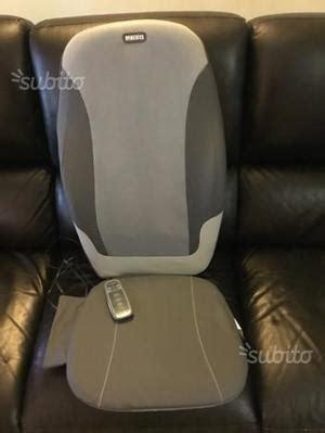 poltrona massaggiante homedics fisio la consolle massaggiante per la posot class