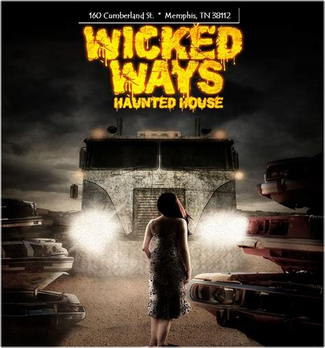 wicked ways haunted house wicked ways haunted house tickets in memphis tn united states