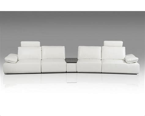white italian leather sectional sofa white italian leather large sectional sofa 44l5968