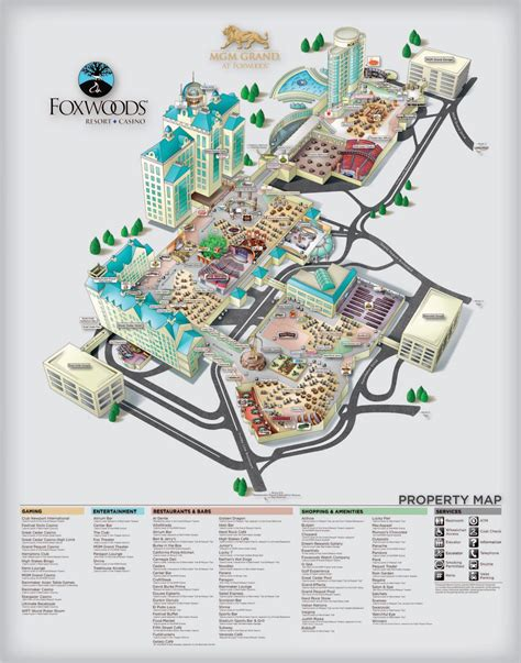 foxwoods casino floor plan image gallery foxwoods map