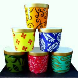 Pot Designs by Mini Cachepot Planter Or Plant Pot Hand Painted Bone China