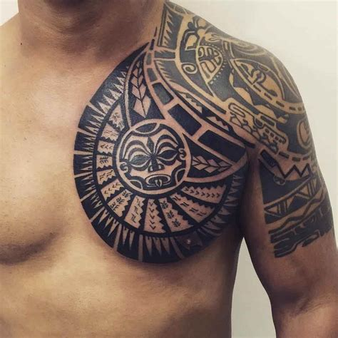 100 10 best banjo tattoos the 100 best chest tattoos for improb