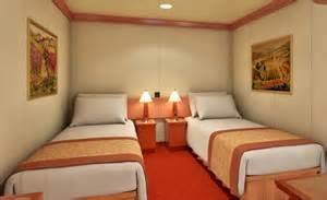 Carnival Conquest Interior Room Carnival Conquest Staterooms Monocruise Com