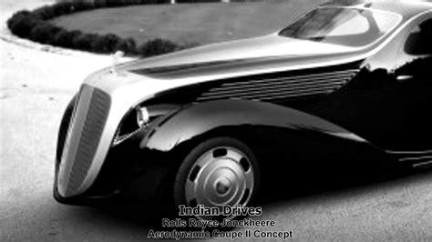jonckheere rolls royce rolls royce jonckheere aerodynamic coupe ii