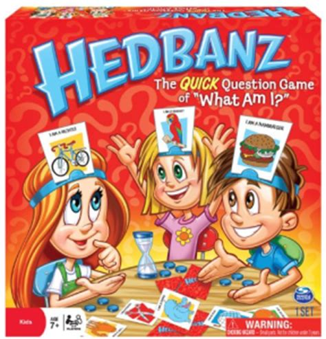 Christmas Games To Play With Gift Cards - hedbanz game fun game to play with kids family game night idea