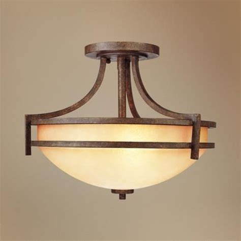 Oak Valley Collection 18 Quot Wide Ceiling Light Fixture