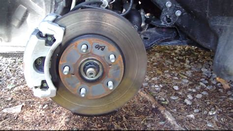 Toyota Corolla Brakes How To Replace Front Brake Pads On 2008 2013 Toyota