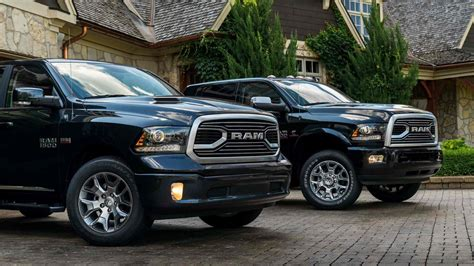 how to ram model 2018 ram limited tungsten 1500 2500 3500 models