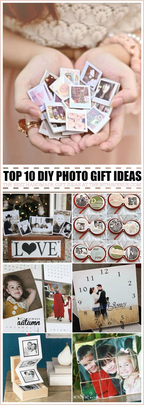 good gifts for moms top 10 handmade gifts using photos these gifts ideas are