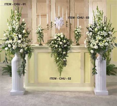 Church Wedding Flower Arrangements by Wedding Floral Arrangements Wedding Flower Arrangements