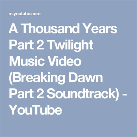 benutzer blogmichsonicfanbreaking dawn part 2 clips twilight 25 best ideas about twilight music on pinterest