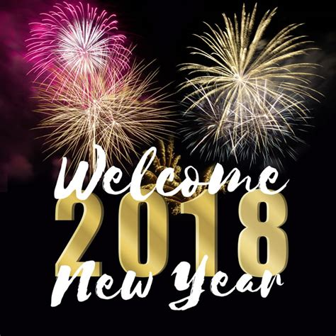 new year days 2018新年图片 2018狗年新年快乐设计图片 素材之家