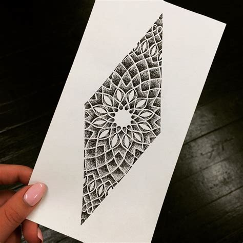geometric dotwork tattoo designs 35 geometric designs