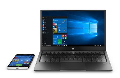 Hp Lg Windows Hp S Spec Windows 10 Smartphone Is A Brave Move