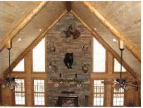 log homes and cabins for sale in arkansas