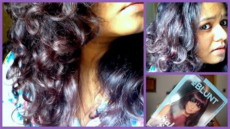 Hair Spa My Secret 5 coloring my hair with bblunt salon secret high shine creme hair color wine burgundy