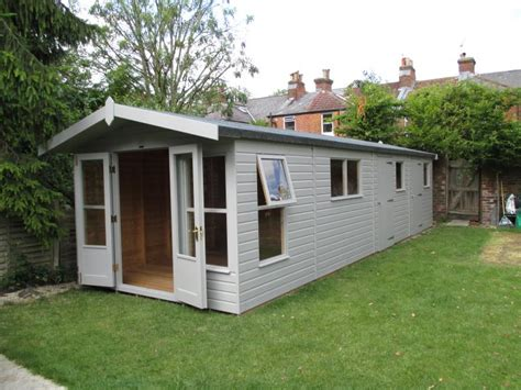 Shed And Summerhouse Combined by Blakeney Summerhouse In Fife Scotland Free Delivery