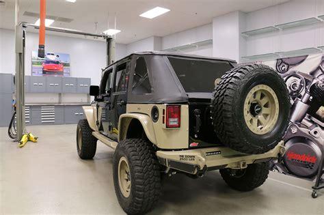commando jeep hendrick hendrick dynamics jeep wrangler commando share the