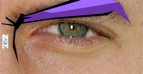 tutorial wpap mata cara membuat wpap dengan coreldraw nichan san