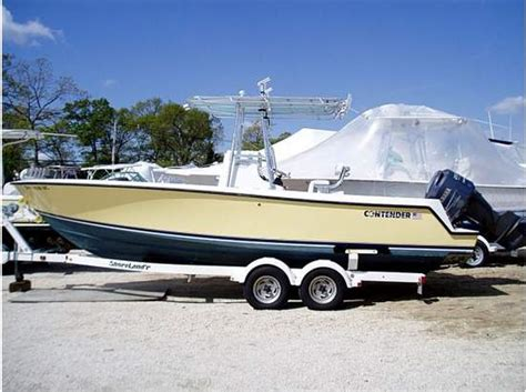 contender boats for sale long island serious price drop 2006 contender 23t in nj the hull