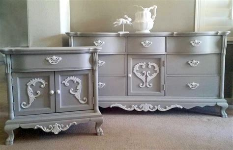 antique finish bedroom furniture bedroom review design vintage bedroom set in seagull gray and snow white