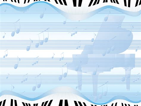 templates for powerpoint music piano abstract powerpoint templates abstract blue