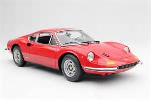 Honda Upholstery Ferrari Dino 246 Gt 1969 Scale Model Cars