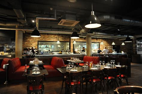 Hoxton Open Kitchen by Sleeping At The Hoxton Shorditch I Don T Like Peas