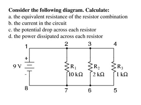 how to calculate resistor power dissipation ppt physics mr baldwin electricity september 12 2014 powerpoint presentation id 4283386