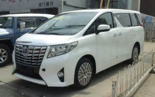 Toyota Pictures Toyota Alphard