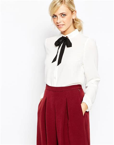 Bow Neck Blouse by 17 Best Images About Bow Blouse Tie Collection On