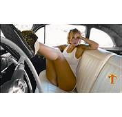 Hot Country Girl  Muscle Car