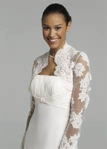 lace jacket wedding dress not everyone can wear a strapless gown fashion and