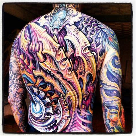 bio organic tattoo artist aitchison bioorganic mecanic tattoos