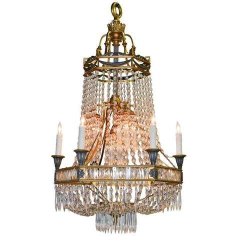 Neoclassical Chandelier 19th Century Neoclassical Chandelier For Sale At 1stdibs