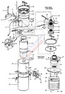 nutone central vacuum parts diagram whole house vacuum parts elsavadorla