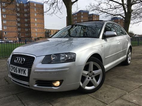 2005 Audi A3 by 2005 Audi A3 2 0 Fsi Sportback Auto Tiptronic Panoramic