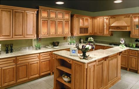 kitchen colors  oak cabinets kitchen cabinet colors