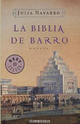 pdf libro la biblia de barro para leer ahora la biblia de barro julia navarro libros que recomiendo leer la biblia barro y