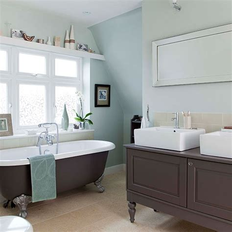 Bathroom Makeovers Country Style Be Inspired By This Country Style Bathroom Housetohome Co Uk