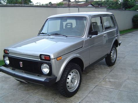 What Is Lada Lada 4x4