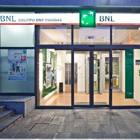 bnl banca prestiti banca bnl centro commerciale parco