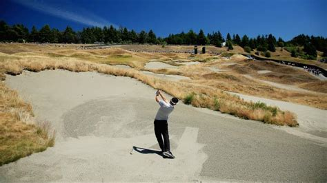 chambers bay layout for us open chambers bay golf course 5 fast facts you need to know
